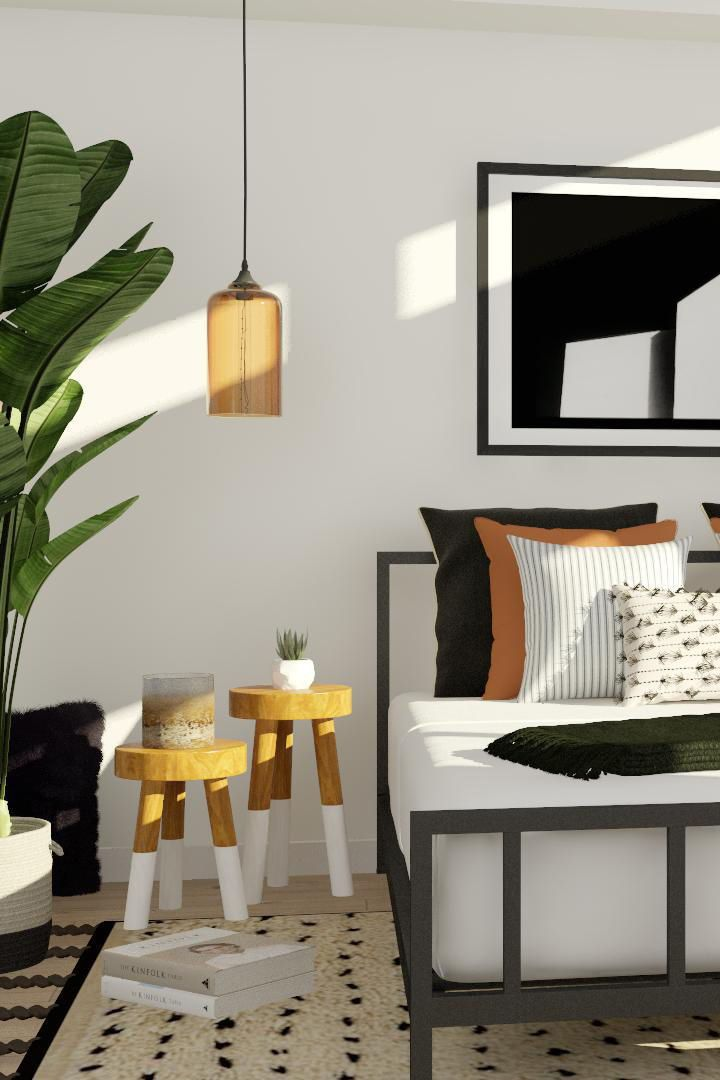 Modern Industrial Bedroom Ideas Modern Bedroom Design
