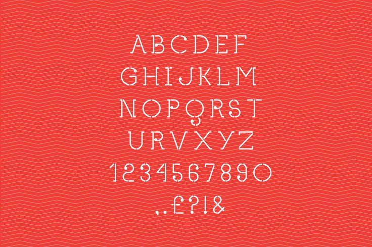 Butcher Typeface by BayleyDesign