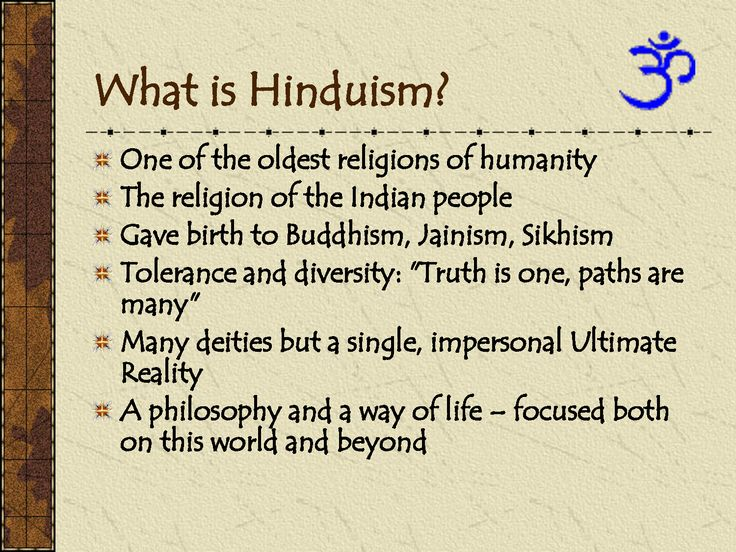 Hinduism | What is Hinduism?