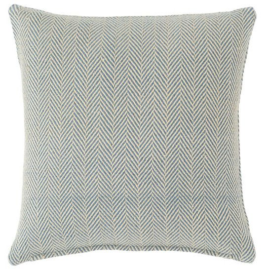 Concord French Blue Indoor/Outdoor Pillow   Fresh American