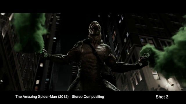 Compositing demo reel 2013