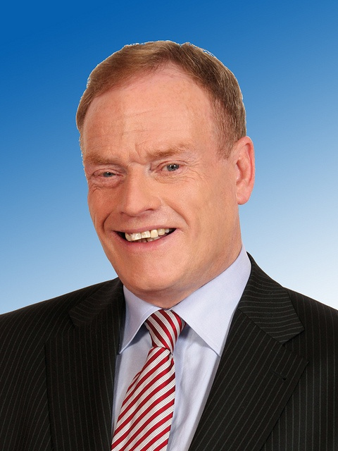 James Bannon is a Fine Gael TD for Longford Westmeath