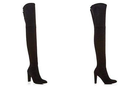 Stuart Weitzman Alllegs Over The Knee High Heel Boots