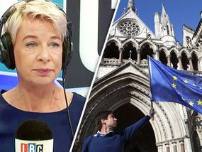"""KATIE HOPKINS has launched a scathing attack on Thursday's Article 50 ruling, branding the three men behind the High Court decision """"activist judges""""."""