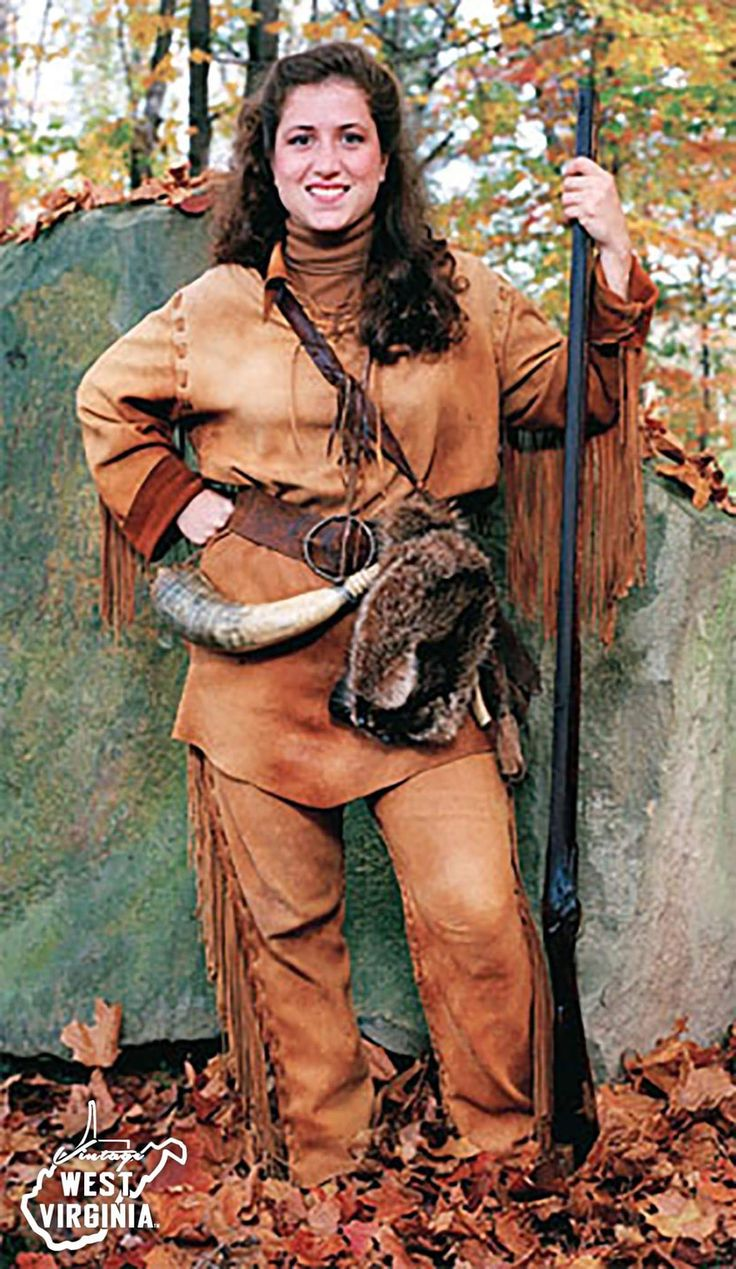 The first female Mountaineer mascot in the history of West Virginia University, Natalie Tennant, in 1990. #WildAndWonderful #WV #GoToWV