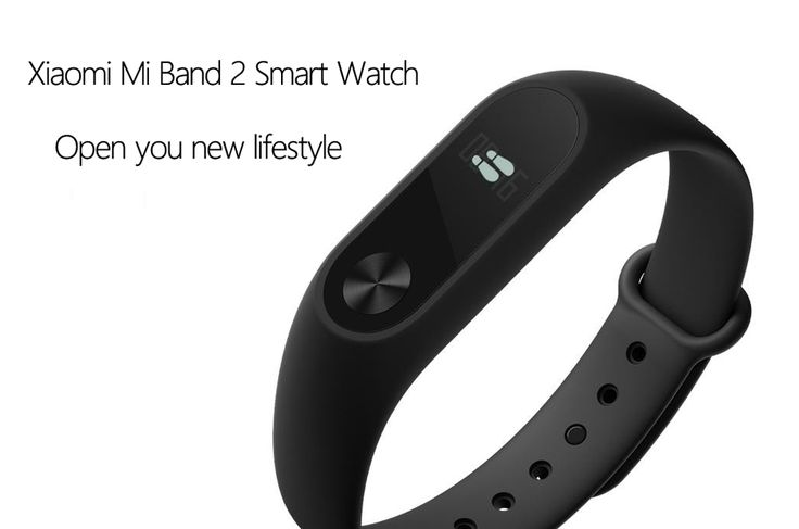 Original Xiaomi Mi Band 2 Heart Rate Monitor Smart Wristband-46.95 and Free Shipping | GearBest.com Mobile