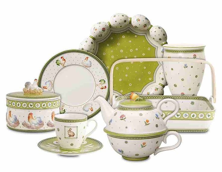 17 Best Images About Villeroy And Boch Easter On Pinterest