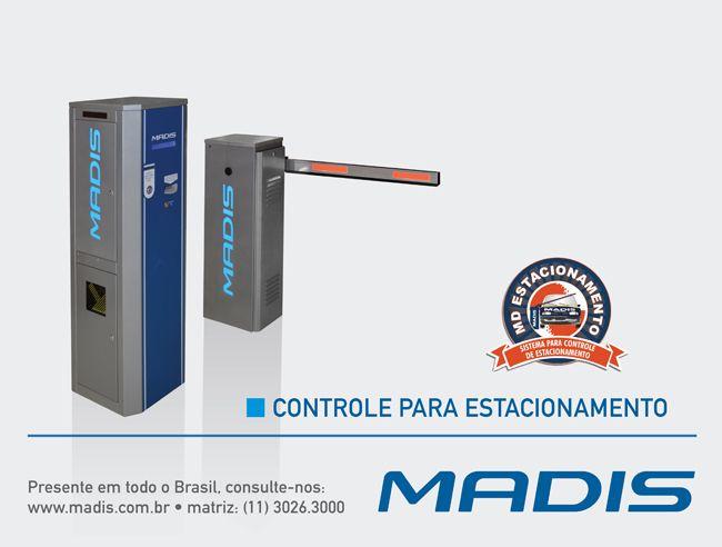 Independente se for Sistemas para Estacionamento tarifados ou não, a MADIS tem a solução mais adequada para cada caso. Os Sistemas para Estacionamento da MADIS proporcionam mais segurança ao ambiente, através do controle mais completo do mercado.
