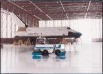 Fregadora Tennant 550. La NASA es sinónimo de excelencia, innovación y máxima exigencia, por ello confía en Tennant para su limpieza.