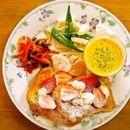 最小限の材料で世界一のフレンチトースト。電子レンジで簡単にふわっふわ。週末の朝食に。人気検索1位。