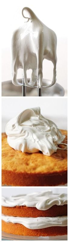 It's like a cloud! Quick and Easy Fluffy 7-Minute Frosting Recipe