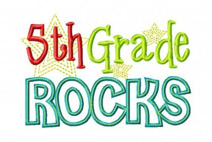5th grade clip art | Fifth Grade Rocks
