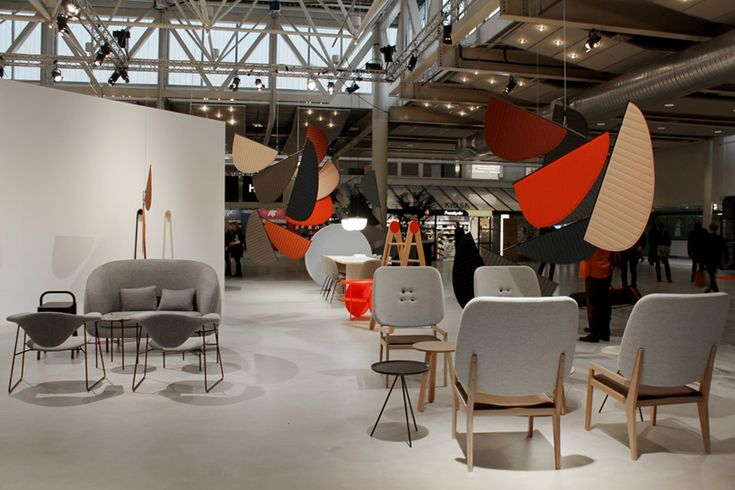 gamfratesi named guest of honor at stockholm furniture & light fair 2014 Manga easychair for Swedese