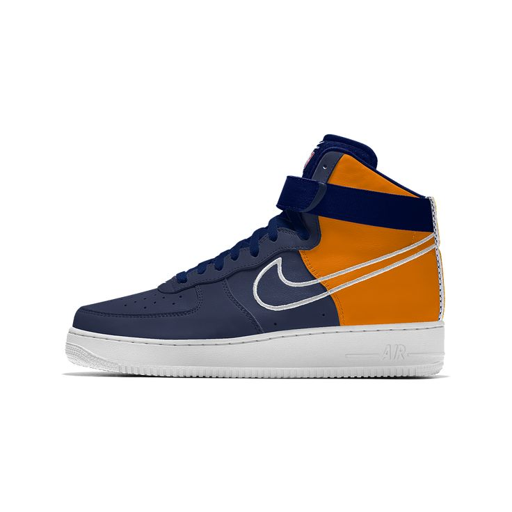 Nike Air Force 1 Low Premium iD (Utah Jazz) Men's Shoe Size