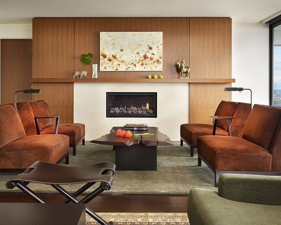 Mantle Modern Design, Pictures, Remodel, Decor and Ideas - page 3
