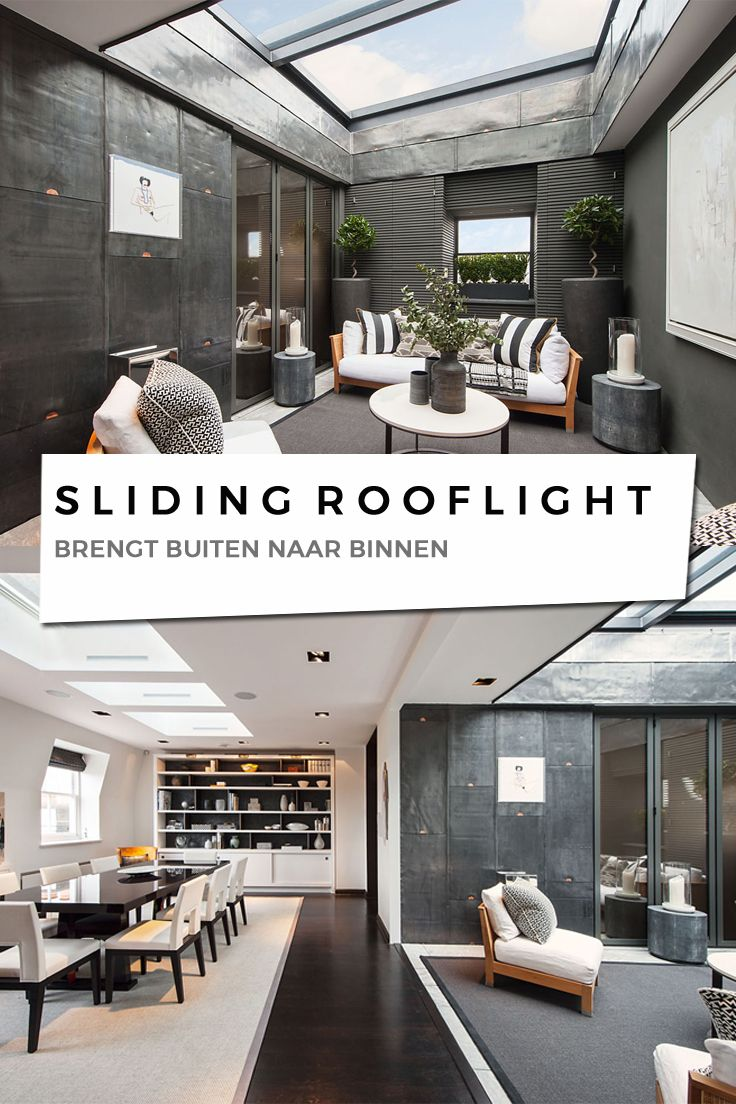Do you need a sliding access hatch? Sliding skylights add something  indefinably special to a