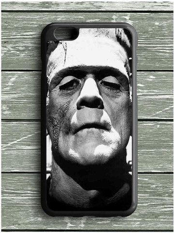 Black White Frankenstein iPhone 6S Plus Case