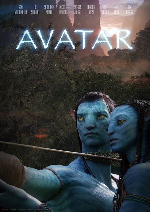 Avatar 2009 Full Movie 720p Watch Online Dual Audio Free Download
