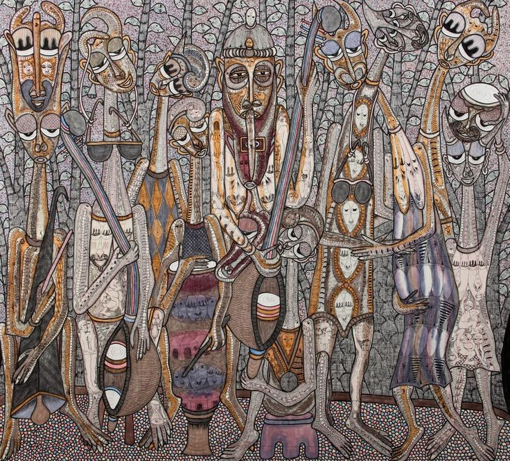 Prince Twins Seven-Seven, The Spirits of my Reincarnation Brothers and Sisters #2, 2007