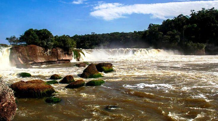 Colombia - Parque Nacional Natural Yaigojé Apaporis.