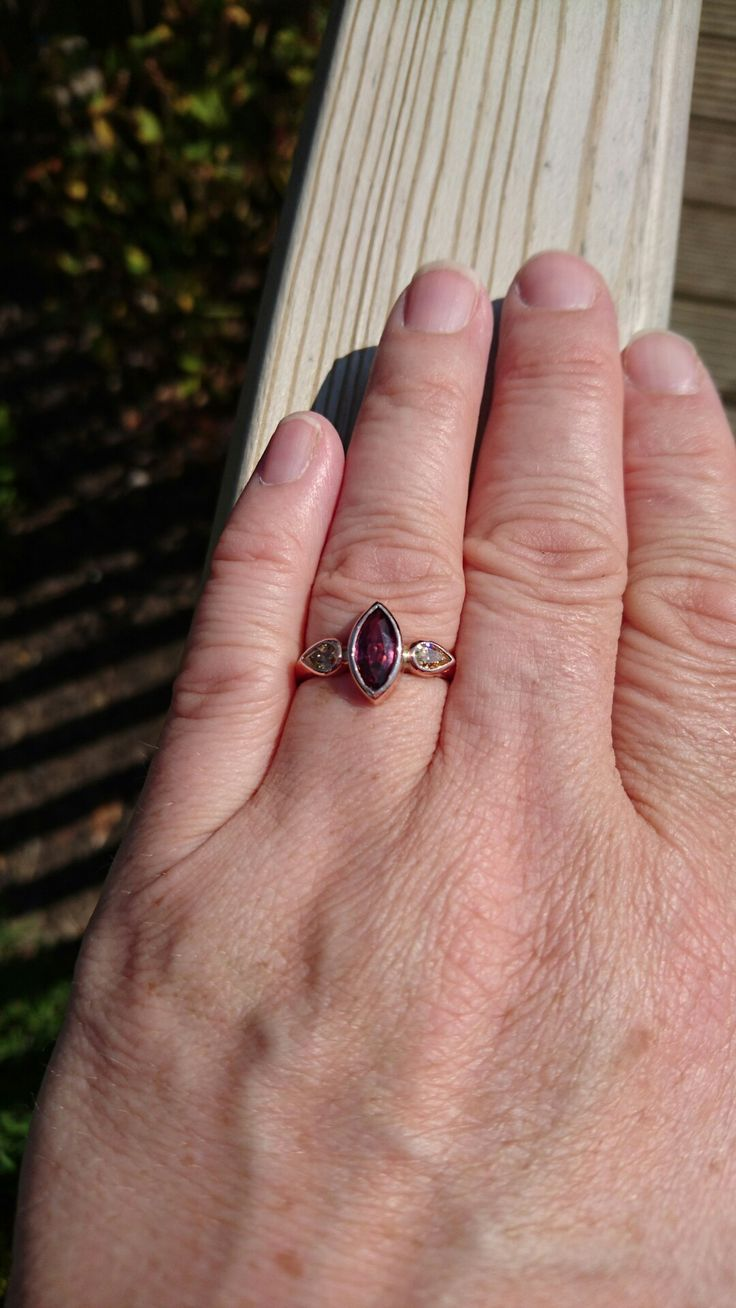 My ring made by the lovely Linda at Byres and Co Perth   my real ...