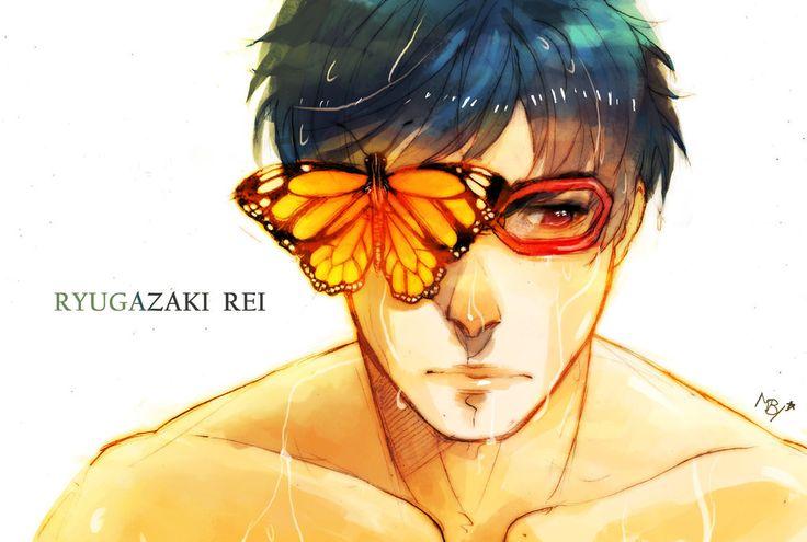 Pubg Fanart By Rei Kaa On Deviantart: Ryugazaki Rei By Maby-chan.deviantart.com On @deviantART