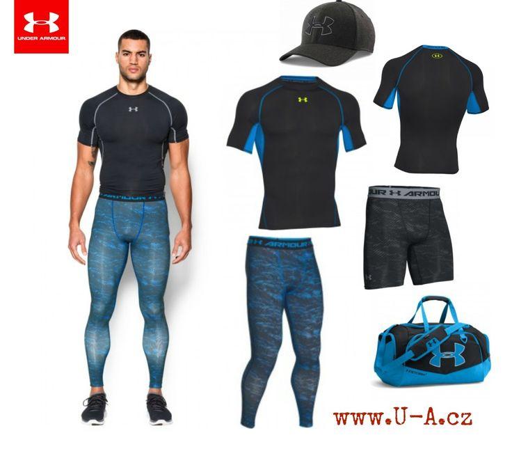 Sportovní pánský outfit Under Armour