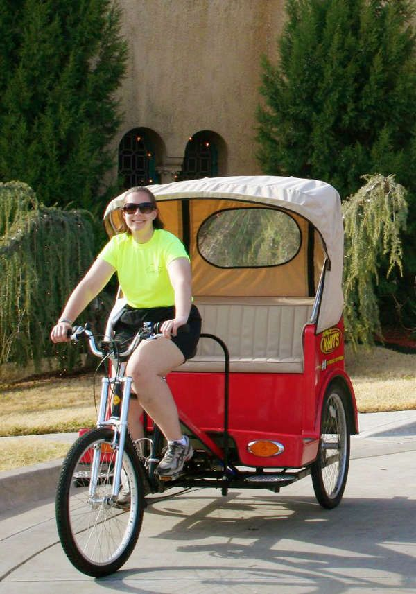 Seriously a MUST DO when in Tulsa!!! I LOVED it!!!! 90-Minute Pedicab Tour of Downtown Tulsa: Tulsa Pedicabs $25