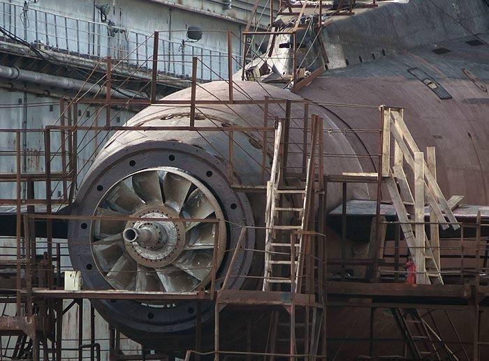 «Черная дыра в море» - Подводные лодки проекта 877 «Палтус» (5)