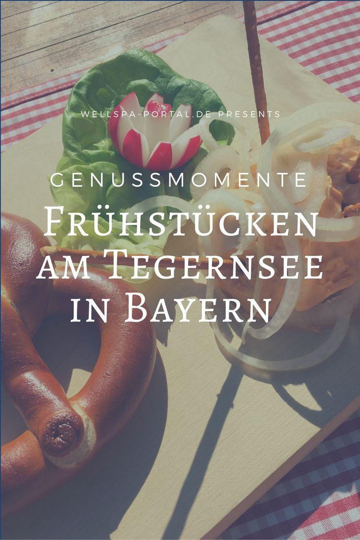 Frühstücken am Tegernsee. Bayern bietet viele schöne Seen. Für ein entspanntes Frühstück haben wir den Tegernsee genauer unter die Lupe genommen. Auszeit mit Genuss gefällig? Südlich von München heißt es Frühstücken am Tegernsee