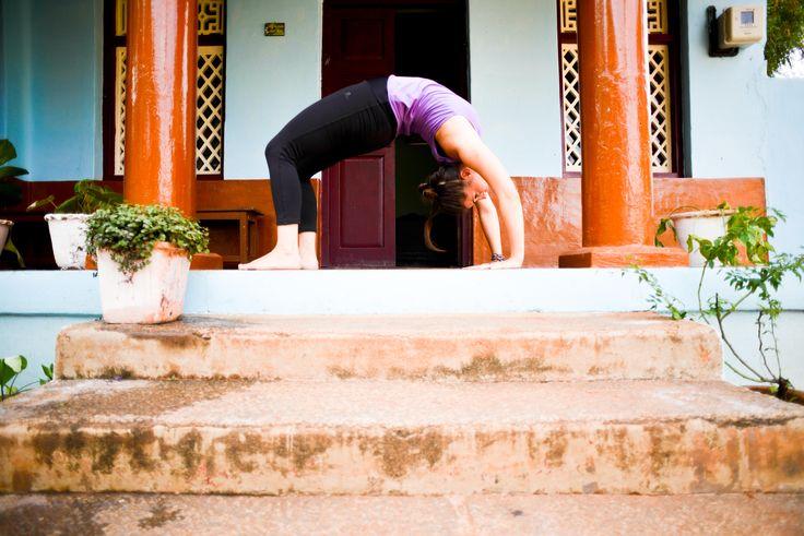 #urdhvadhanurasana #Mysore #ashtanga #ashtangayoga #yoga  photo credit @pupigiulia