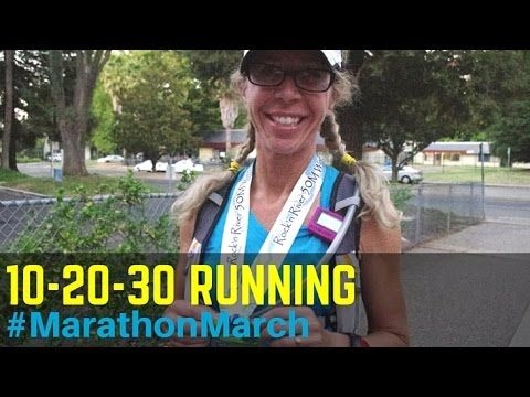 10-20-30 Indoor Running Interval Training Workout ... Short intervals (30 seconds of walking, 20 seconds of jogging, and 10 seconds of running) stack together in this no-rest cardio workout, designed to get your heart rate up, burn fat, boost metabolism and help you run faster. This exercise video is BEGINNER-FRIENDLY, needs no equipment, and includes both a warm up and a cool down.  Find more FREE workout videos at www.PahlaBFitness.com