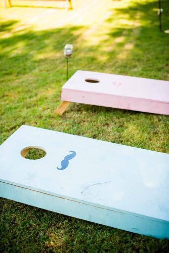 CORNHOLE HIRE SYDNEY. Just one of the many lawn games we have available for your wedding, engagement party, birthday or other celebration. Visit us at www.thevintageway.com.au/lawn-games for pricing and availability.