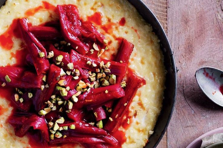 Matt Preston looks back with this old-fashioned rice pudding.