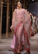 Models showcasing the exquisite collection of Tarun Tahiliani at Indian Bridal Week NOV 2013 at Mumbai 48