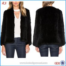 China Wholesale Fashion Woman Coat Knitted Dyed Rabbit Fur Jacket Best Buy follow this link http://shopingayo.space
