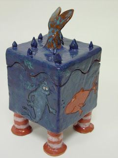 Best 25 Slab Boxes Ideas On Pinterest Slab Pottery