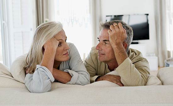 E' opinione comune che, con l'avanzare dell'età, la vita erotica di una coppia inevitabilmente tenda ad affievolirsi fino a scomparire. Secondo appuntamento