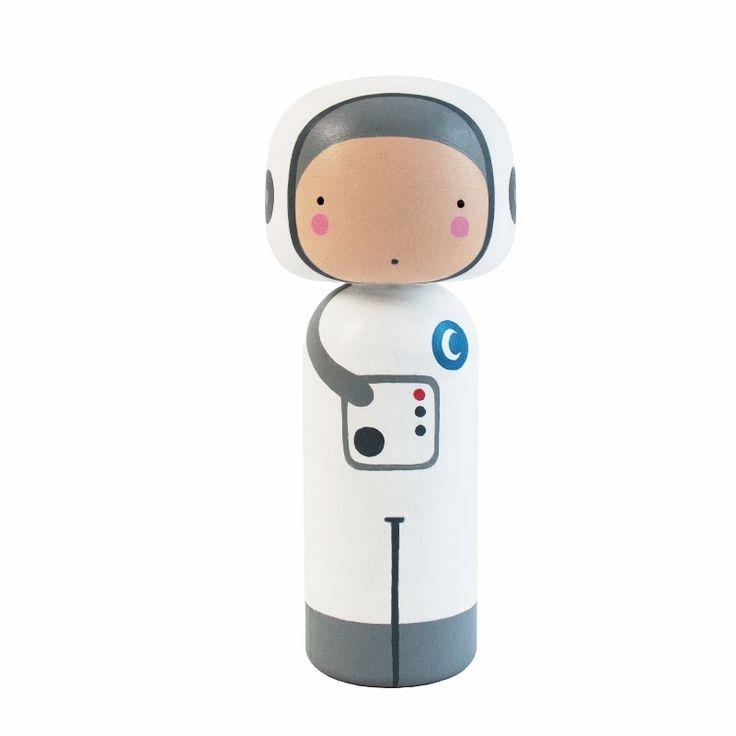 Shop Kokeshi Dolls and Wall Hooks by Sketch Inc | urbaani Homewares | Urbaani Homewares