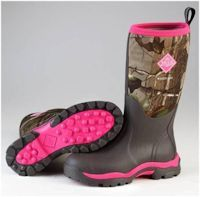 pink muck boots - Google Search