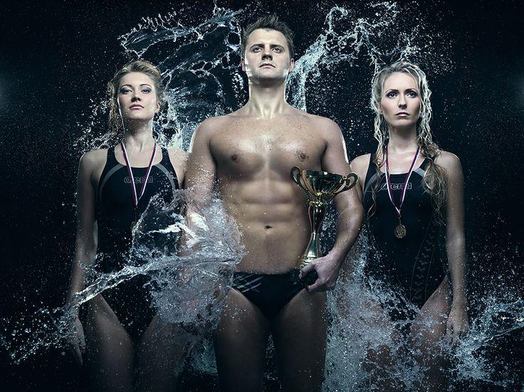 """World Class. Swimming. Champions"" by Vladimir Zotov, via 500px."