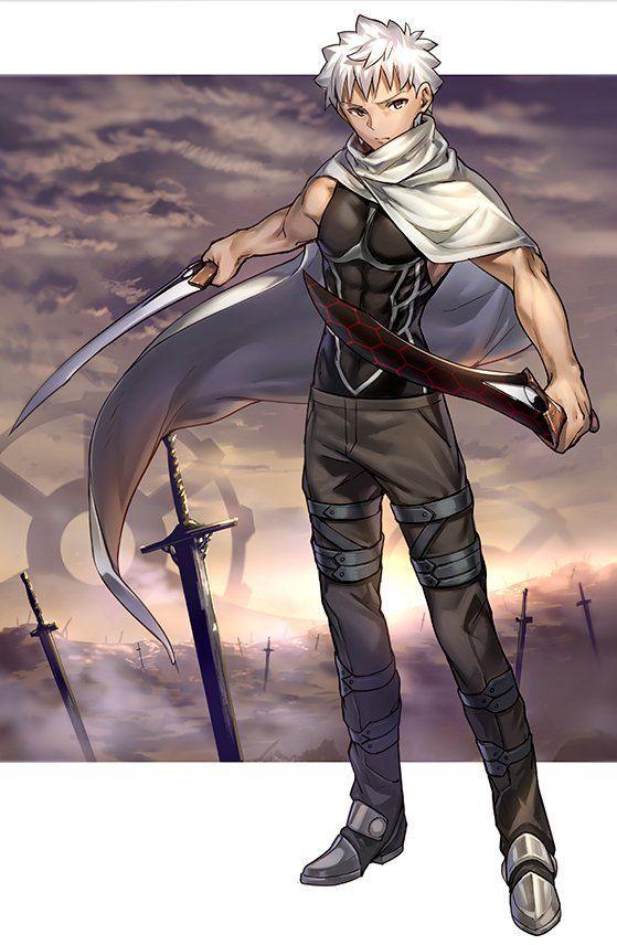 Heroic Spirit Emiya