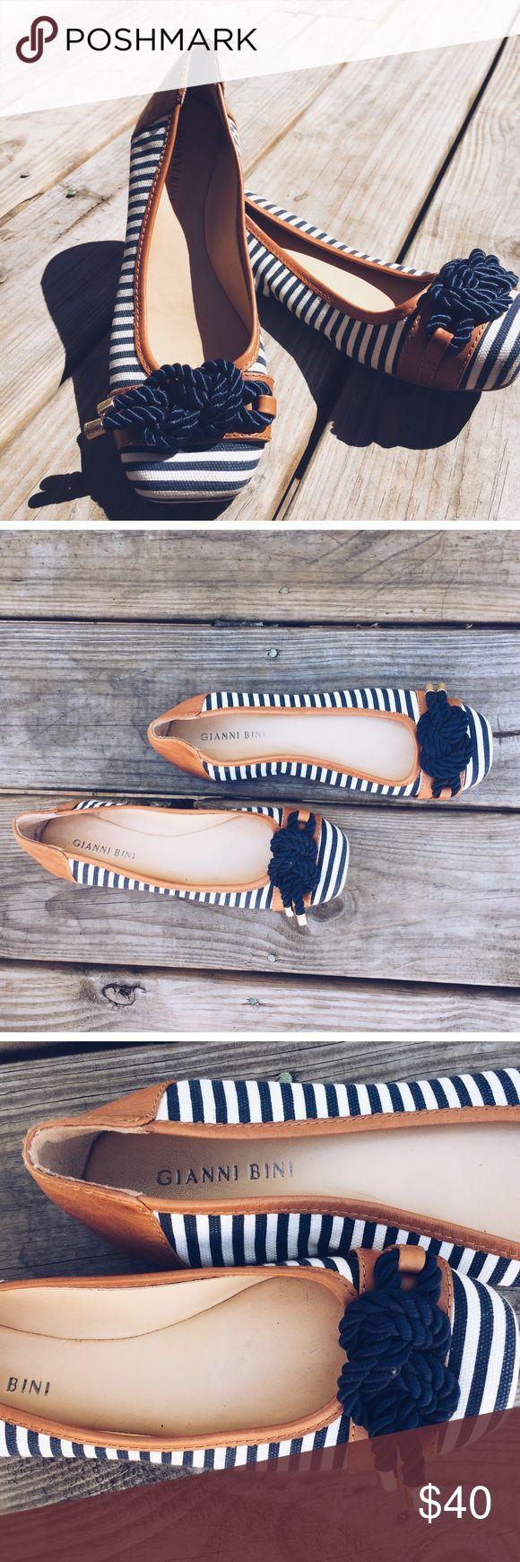 Gianni Bini Flats Nautical Gianni Bini flats. $35.00 :: Final Price. Gianni Bini Shoes Flats & Loafers