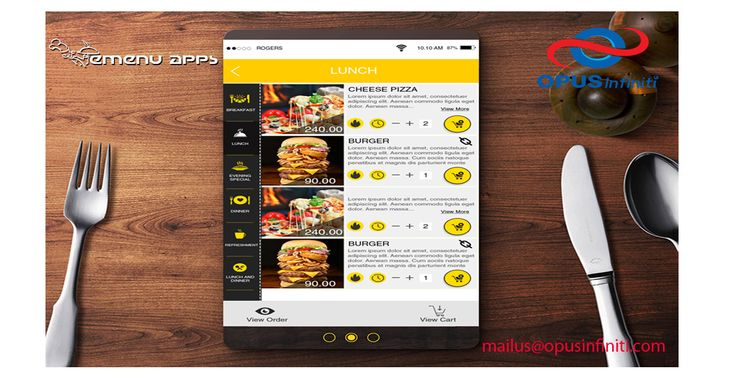 Emenu is the perfect android menu app for  hotels & restaurants.The digital menu app helps to attract customers to your hotels & restaurants by its advanced feautres and special facilities.