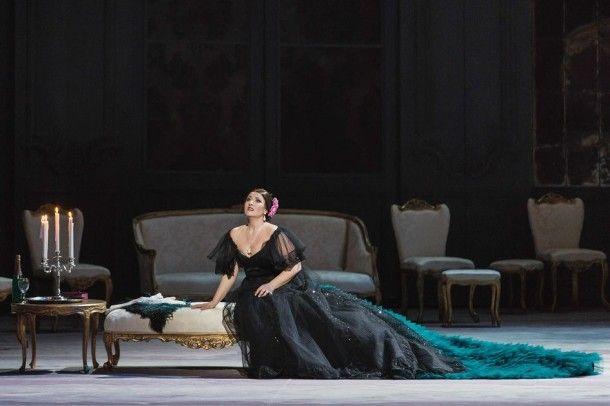 La Traviata di Verdi Valentino Coppola Bignamini e il teatro musicale contemporaneo del Fast Forward Festival. Le due anime del Teatro dell'Opera di Roma. - Danza Effebi