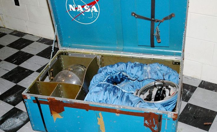 College Kids Found $5,000 NASA Flight Suits at a Thrift Store