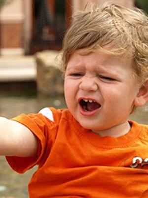 Vredesutbrott och hysteriska anfall - Småbarn - Du just nu - Libero