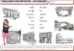 PROYECTO LOS ROMANOS EDUCACIÓN INFANTIL | EL BLOG DE JUANRI