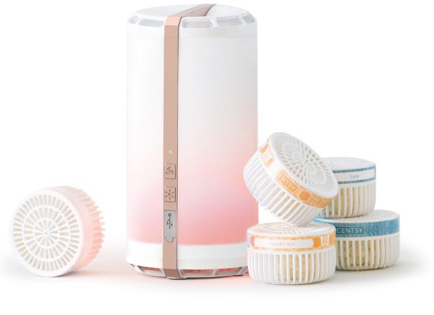 Flameless, Wickless, Wax less Fragrance Solution   Scentsy Go