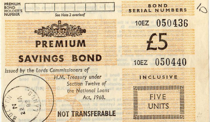 premium bonds - photo #16